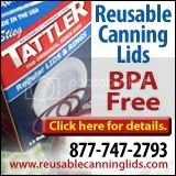 tattlers canning lids